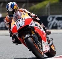 Moto GP - Grand Prix de Catalogne: Pedrosa profite de la chute de Marquez