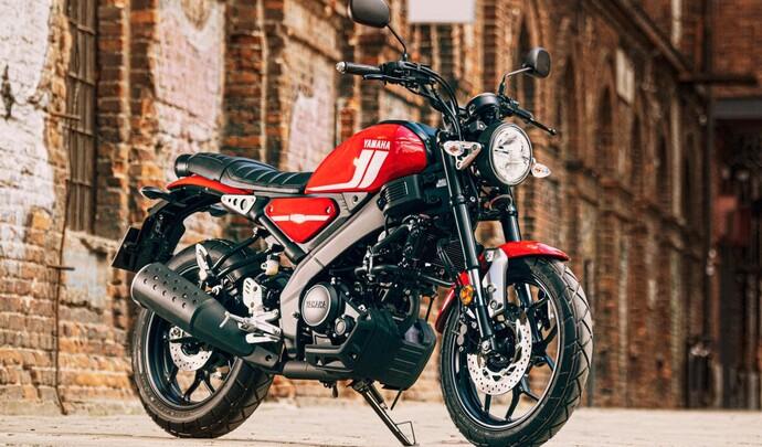 Yamaha présente officiellement son petit roadster néo-rétro: la XSR 125