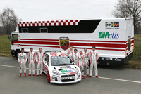 IRC/Sanremo: Abarth annonce ses pilotes