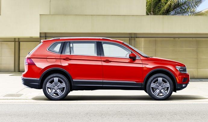 Volkswagen garantit le Tiguan six ans… aux États-Unis