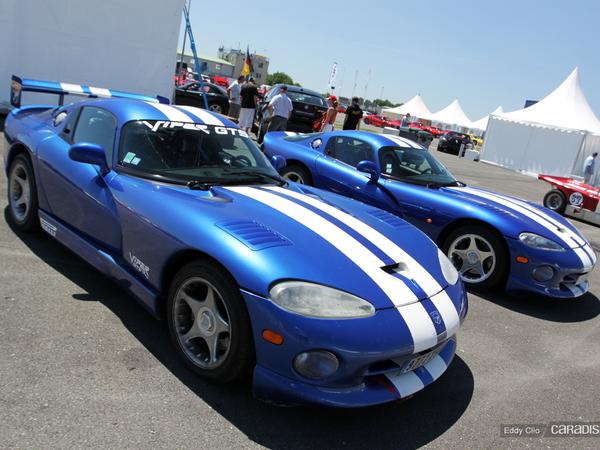 Photos du jour : Dodge Viper GTS & GTSR  (Sport & Collection)