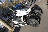 Salon de la moto, du scooter et du quad 2011 : Quadro exposera le 3D et le 4D