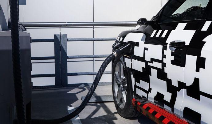 Le SUV électrique Audi annoncé avec 400km d'autonomie