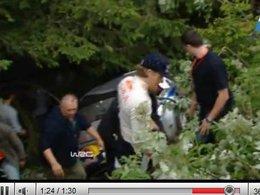 [vidéo] WRC Bulgarie : les sorties de Räikkönen et Ogier