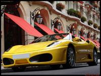 La photo du jour : Ferrari F430 Spider