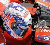 Moto GP - Australie: Un casque spécial pour Stoner