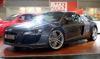 Francfort Live: MS Design touche l'Audi R8 et la...Ford Mondéo !