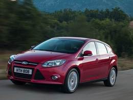 Un million de Ford Focus 3 produites en Europe