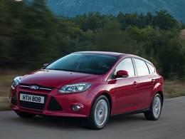 Un million de Ford Focus 3 produites en Europe