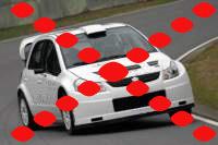 Suzuki n'envisage pas (encore)de SX4 WRC !
