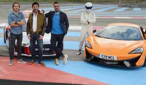 Top Gear France renouvelé pour trois saisons supplémentaires