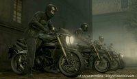 Jeu Vidéo : Metal Gear Solid 4 fait du copinage avec Triumph [+ Trailers]