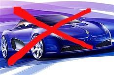 Renault ne relancera pas Alpine