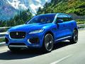 Le Jaguar F-Pace élu Voiture mondiale de l'année 2017