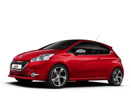 Mondial de Paris 2012 - Voici les nouvelles Peugeot 208 GTI et XY