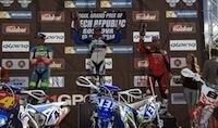 Championnat du Monde Supermotard 2014, round 3: Mauno Hermunen s'impose en République Tchèque