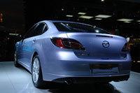 Direct Francfort: Nouvelle Mazda6