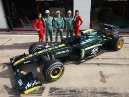 F1 - Lotus : sans doute les mêmes pilotes en 2011