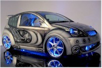 Citroen C2 by SQ