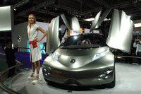 En direct de Francfort: Nissan MixiM, vrai beetle
