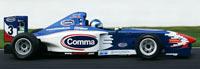 Formula Pamler Audi: 1ère étape de la filière F2/F1