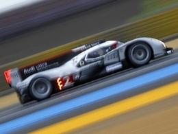 24 H : Audi devance toujours Peugeot