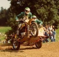 Motocross à l'ancienne et side-car cross à l'ancienne à Bellême (61) dimanche prochain
