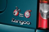 Renault Kangoo Wallace et Gromit
