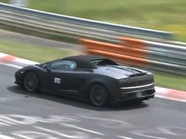 [Vidéo] La Lamborghini Gallardo LP550-2 enlève le haut et crie toujours aussi bien
