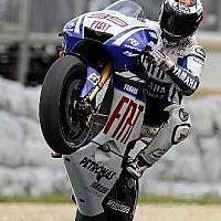 Moto GP - Australie: Ambitions à la baisse pour Lorenzo