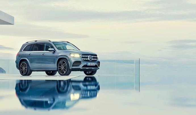 Mercedes Maybach : un SUV pour la fin d'année