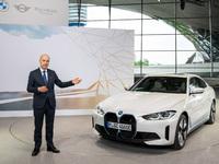 """BMW veut être le """"pionnier de l'économie circulaire"""""""