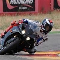 Moto GP - Aragon: Lorenzo déjà en reconnaissance