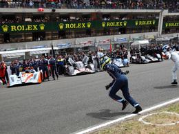 (Direct Le Mans) Quelle cause aux multiples crevaisons?