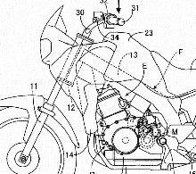 Nouveautés - Honda : la Dominator revenue d'entre les morts ?