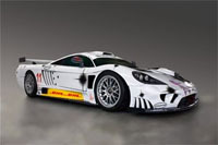 LMS/GT1: Christophe Bouchut avec le Full Speed Racing