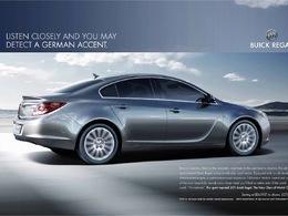 Tendance : quand Buick est devenu allemand