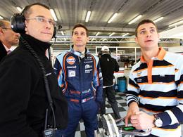 (Direct Le Mans) Matthieu Lahaye est bien là