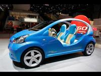 Salon de Genève : Toyota Aygo Sport
