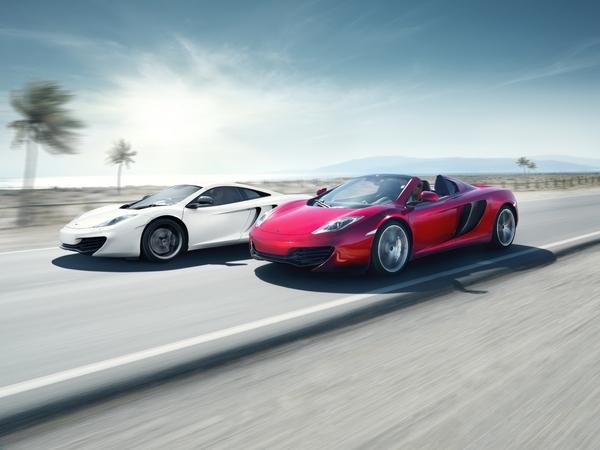 (Minuit chicanes) Pure McLaren