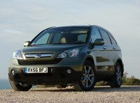 Essai - Honda CR-V : un SUV très technologique