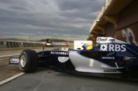 WilliamsF1 prépare ses bagages pour Bahreïn