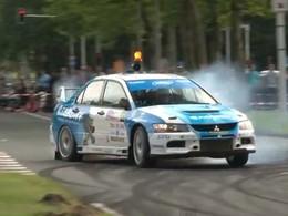 Amsterdam Short Rally : Drift ou Rallye ? Les 2...