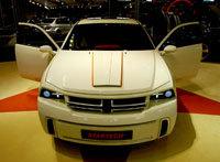 Direct Francfort, Dodge Starter par Startech: différente