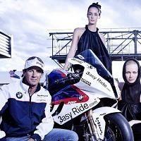 Moto § Sexy - BMW: La fille du paddock selon Munich