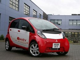 Autos électriques à Londres : Transport for London a adopté 4 Mitsubishi i-MiEV