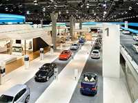 """BMWpourrait réduire son budget """"salons automobiles"""" par 5"""
