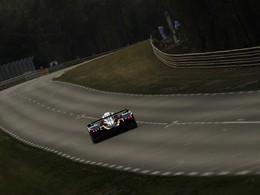 (Direct Le Mans) Sortie de piste de la Peugeot n°7!