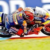 GP125: Marquez blessé, le championnat est relancé