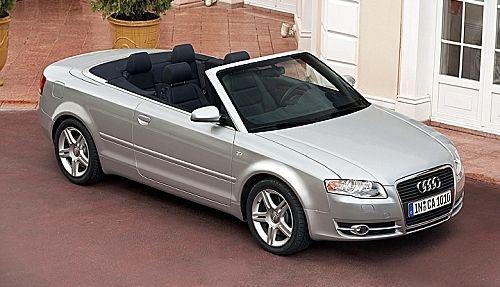 Audi : le retour de l'A4 cabriolet ?